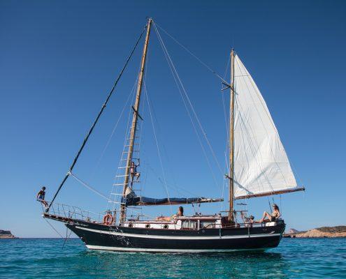 velero Ibiza Formentera