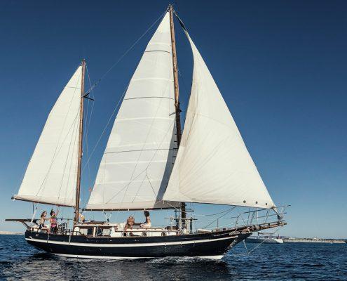 Zeilboot Ibiza