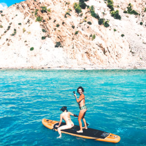 Stand up Paddle Board SUP Ibiza