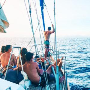 Zeilen Ibiza Formentera