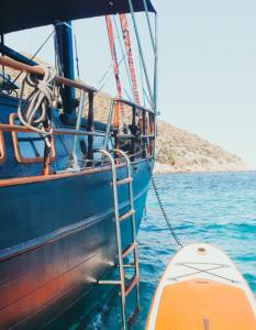 Mallorca zeilboot